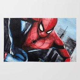 Spider-man: Homecoming Rug