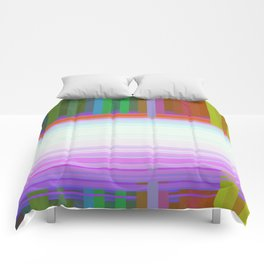 Opposing Forces Comforters