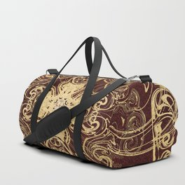 Royal Garnet Duffle Bag