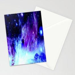 NebUla. Purple Blue Stationery Cards