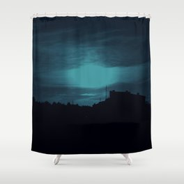 Day Is The New Night Shower Curtain