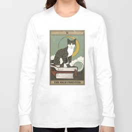 The High Priestess Long Sleeve T-shirt