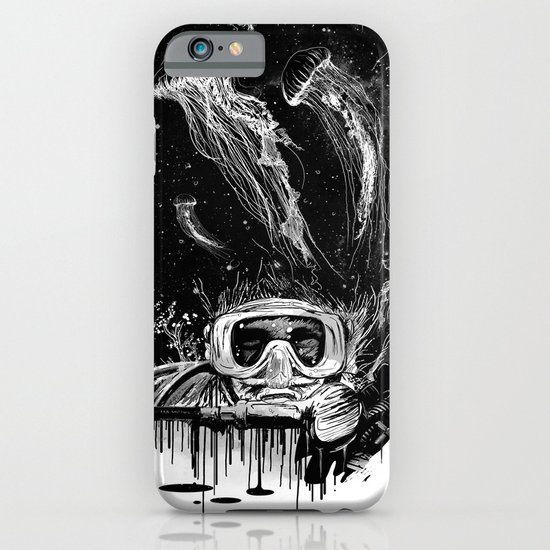 Underwater Vision iPhone & iPod Case
