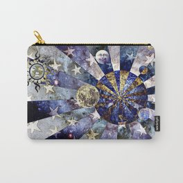 Space Odyssey - Celestial Bodies II Carry-All Pouch