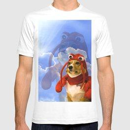 Lobster Corgi T-shirt