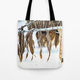 frozen beauty Tote Bag
