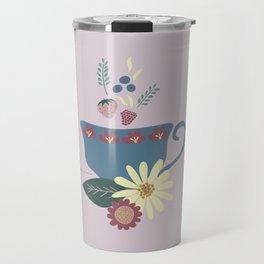 Tea Time Travel Mug