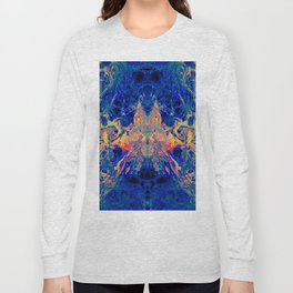 Space Daddy Long Sleeve T-shirt