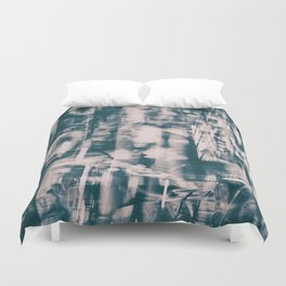 between the times Duvet Cover