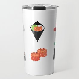 Sushi Day Travel Mug