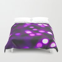 murakami Duvet Covers featuring Uncertainty  by Sharon RG Photography