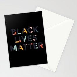 Black Lives Matter Stationery Cards