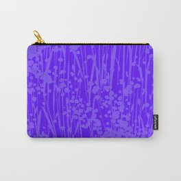 weeds purple Carry-All Pouch