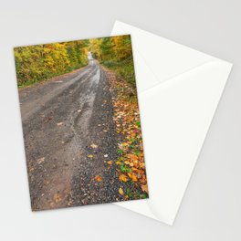 Serpent Forest Road Stationery Cards