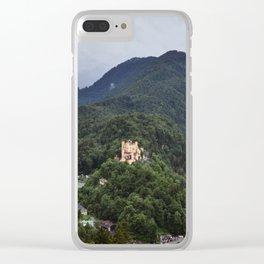 Castle View Clear iPhone Case