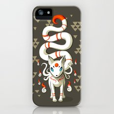 Long Tail Fox iPhone (5, 5s) Slim Case