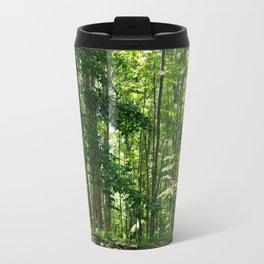 Pine tree woods Travel Mug