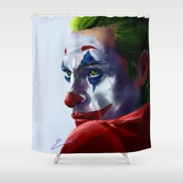 Joker - Arthur Fleck Shower Curtain