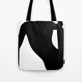 Figurative silhouette - Keira Tote Bag