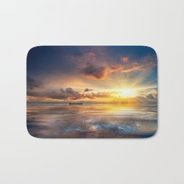 Lost In Paradise Bath Mat