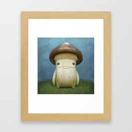 Meet Tom Framed Art Print