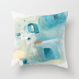 I'M STILL LEARNING Throw Pillow