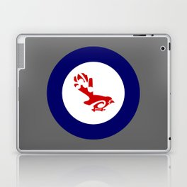 Fantail Air Force Roundel Laptop & iPad Skin