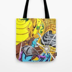 The Wizard 70's Tote Bag
