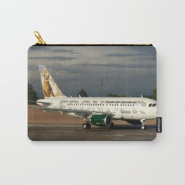 Frontier Airlines A318 Carry-All Pouch