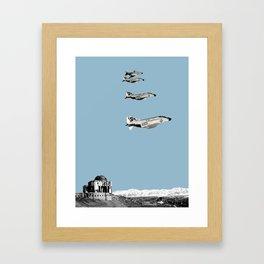 Kabul Framed Art Print