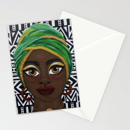 Colours of Africa Stationery Cards