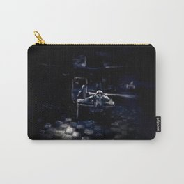 Girl and Piano Carry-All Pouch