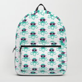 Hello summer-Octopus Backpack