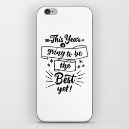 this year going to be the best iPhone Skin