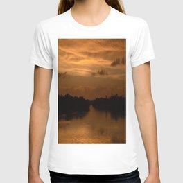 sunset in florida T-shirt