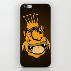 Weirdo from Outer Space iPhone & iPod Skin
