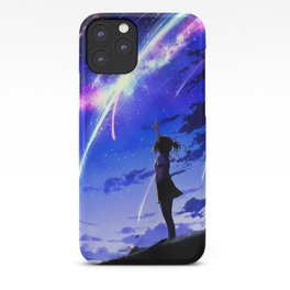 "Kimi No Na Wa ""Your Name"" v1 iPhone Case"