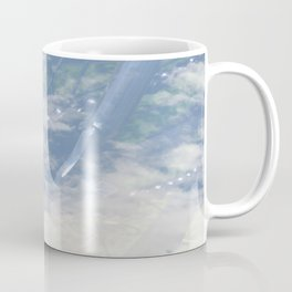 Double Exposure Coffee Mug