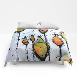Pod Forest Comforters