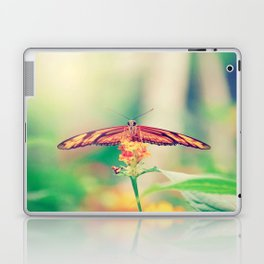 Butterfly retro Laptop & iPad Skin