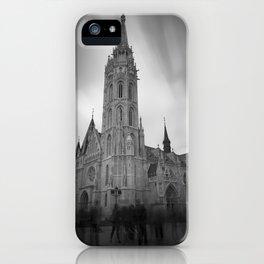 Matthias Church iPhone Case