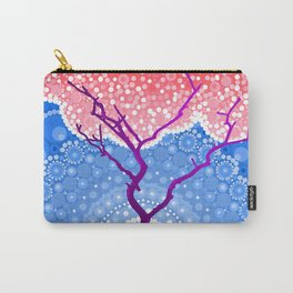 Cherry Tree Carry-All Pouch