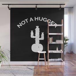 Not A Hugger II Wall Mural