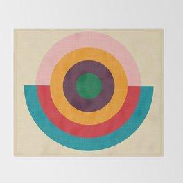 Solaris #homedecor #midcenturydecor Throw Blanket