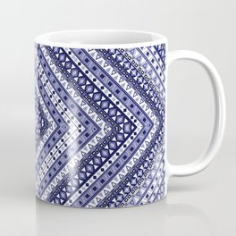 digital pattern Ethnic ornament, tribal Coffee Mug