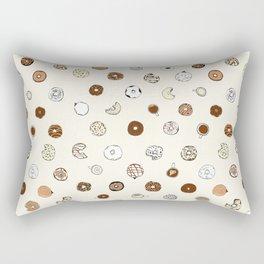Donut You Want Some 02 Rectangular Pillow