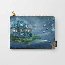 A journey with the wind Carry-All Pouch