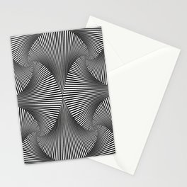 When No One Else is Around Stationery Cards