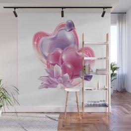 Liebesgruß Wall Mural
