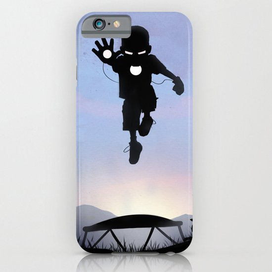 Iron Kid iPhone & iPod Case